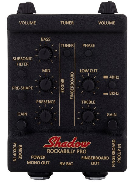 Shadow SH RB-PRO Rockabilly System neu